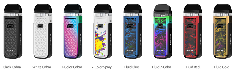 SMOK Nord X Kit Colors