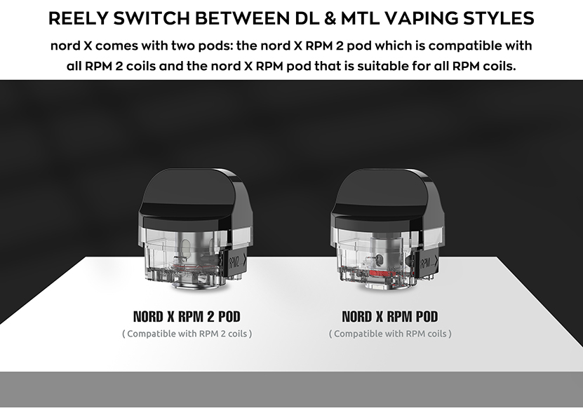 SMOK Nord X Kit Feature 11