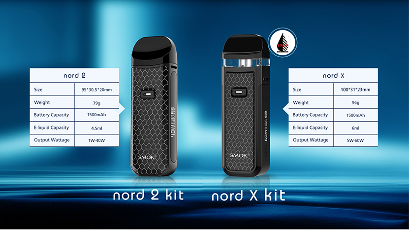 SMOK Nord X Kit Feature 13