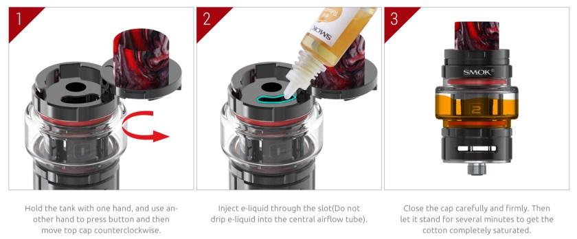 TF Subohm Vape Tank Features 03