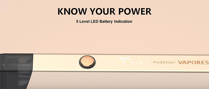 Vaporesso Podstick Starter Kit Battery