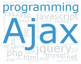 SEO BOOSTING AJAX WEBSITE