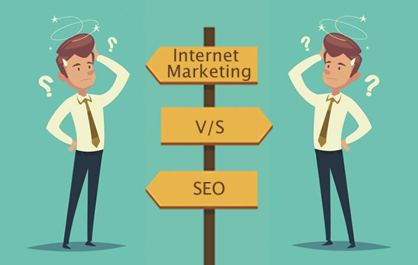 Internet Marketing V-S Seo - Latest Survey Results