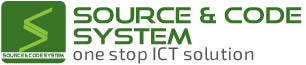 Source and Code System - Logo