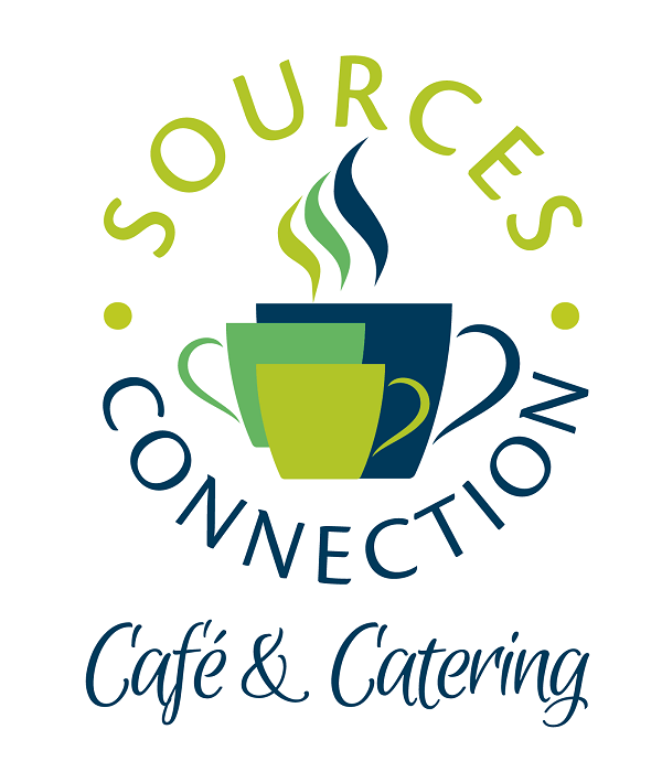 Sources Connection Cafe Logo