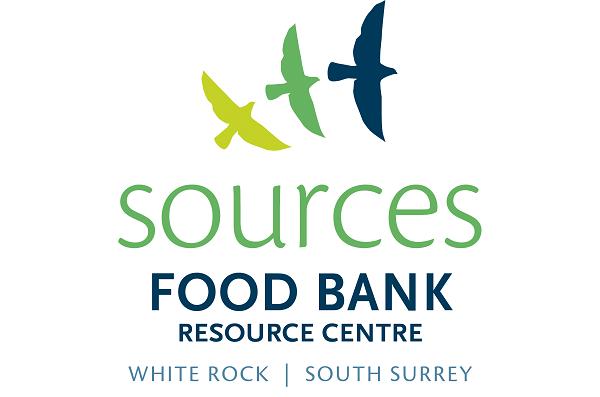 White Rock South Surrey Food Bank Logo