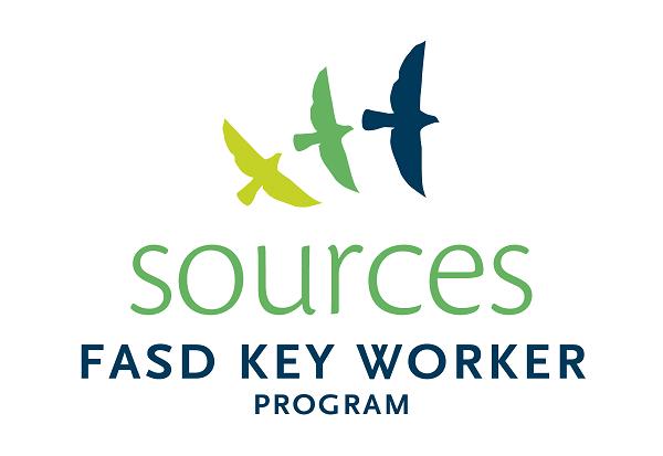 FASD Key Worker Program Logo