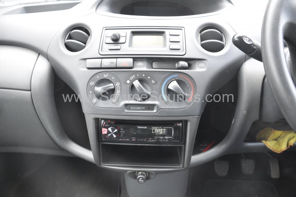 Toyota Yaris Car Stereo Wiring Diagram