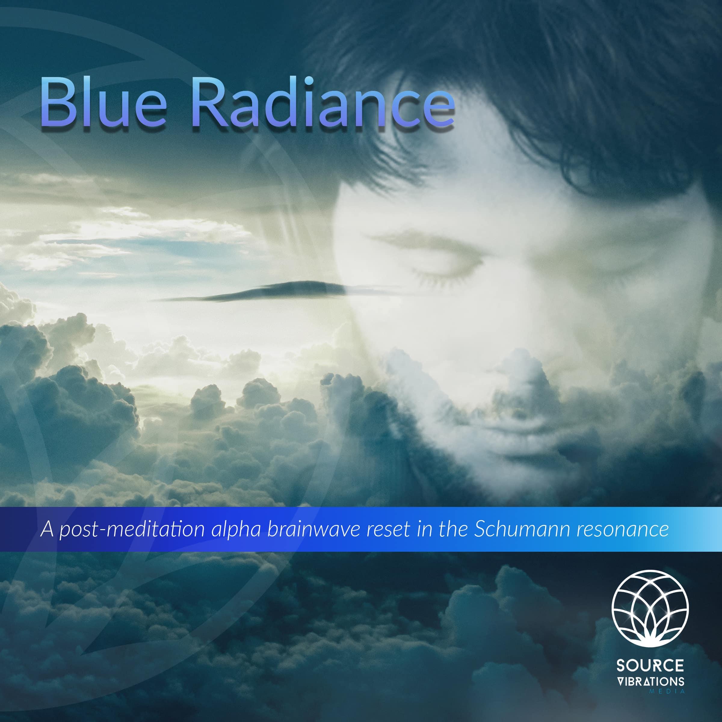 Blue Radiance ~ Free Alpha Brainwave Entrainment Reset for Post