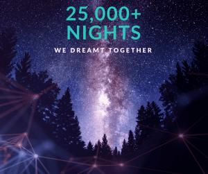 We Dreamt ~ 8hr Lucid Dreaming Sleep Session