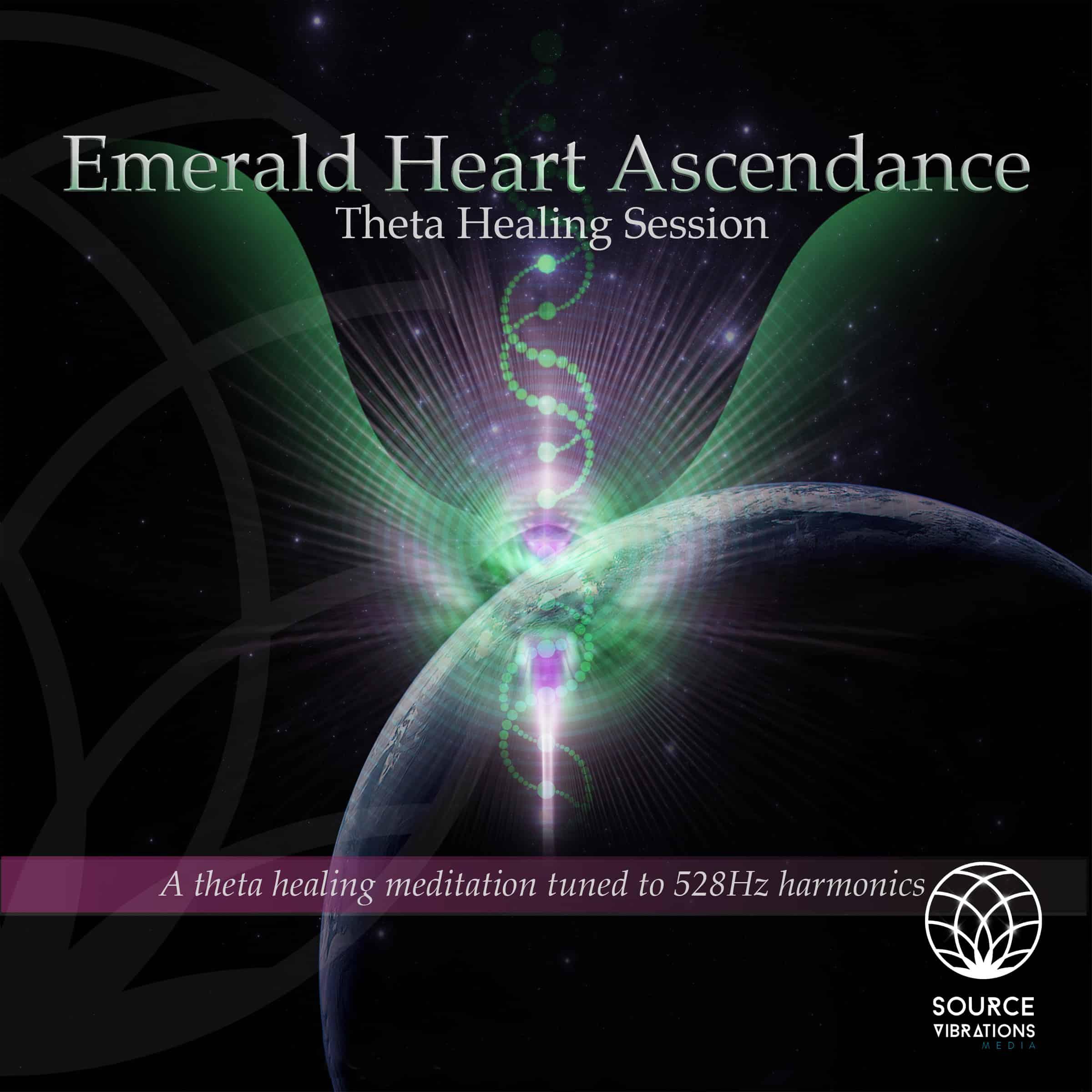 528 Hz Solfeggio Theta Meditation