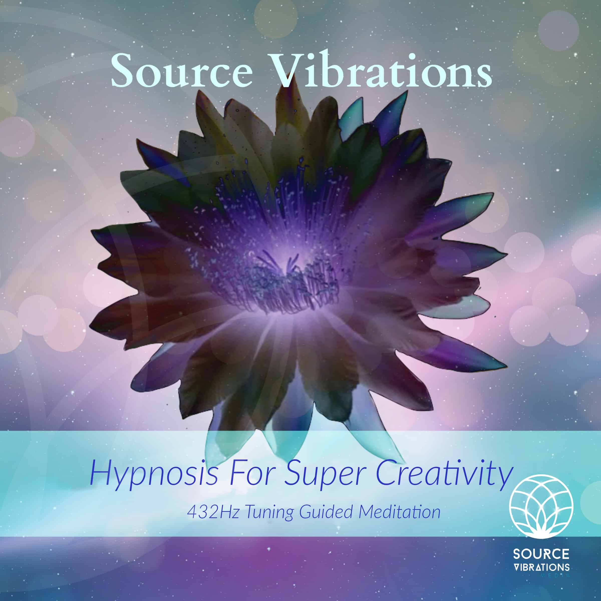 Hypnosis for Super Creativity ~ Guided Meditation