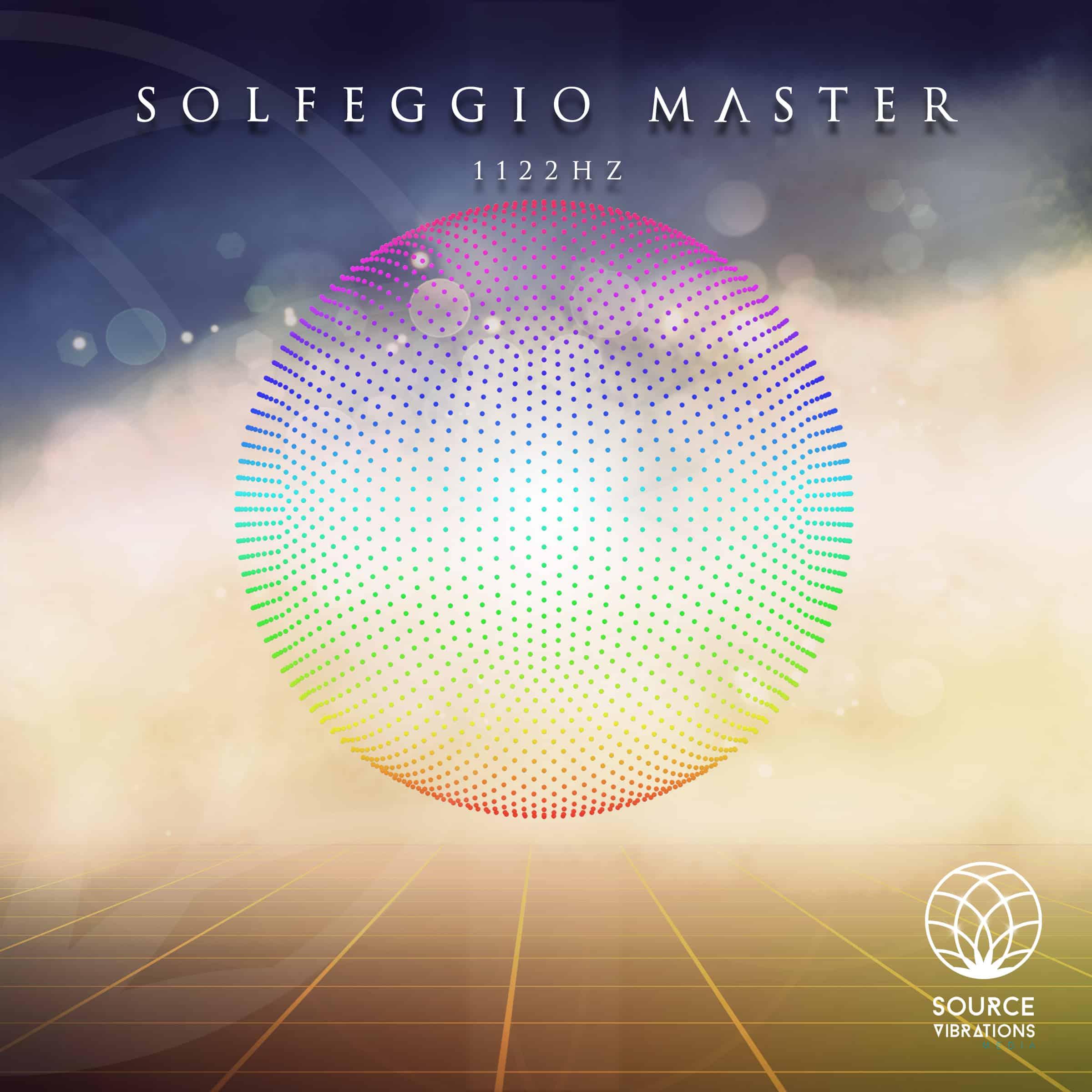 Solfeggio Master 1122 Hz ~ Alpha Meditation