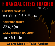 Financial Crisis Tracker