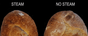 Steam Two loaves compared