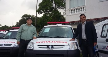 Soure ganha Nova Ambulância