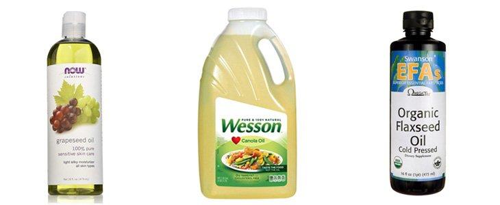 best oil for seasoning