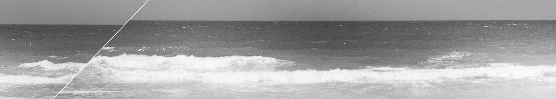sous la plage