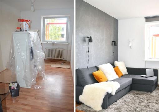 awesome wohnzimmer ideen vorher nachher gallery - house design ... - Wohnzimmer Ideen Vorher Nachher