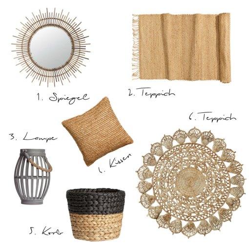 den eigenen stil finden und warum bambus jute und co f r mich eine rolle spielen. Black Bedroom Furniture Sets. Home Design Ideas