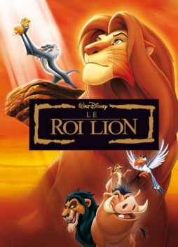 le roi lion disney