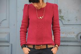 tuto pull chéri tricot