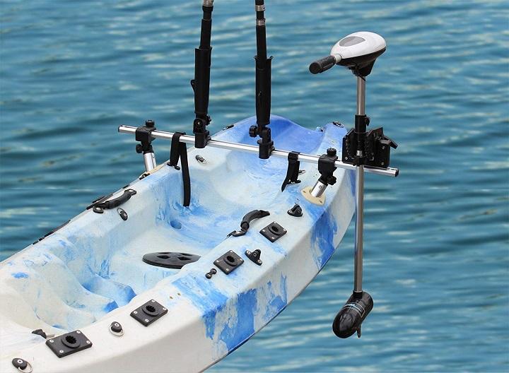 11 Best Trolling Motors For A Kayak In