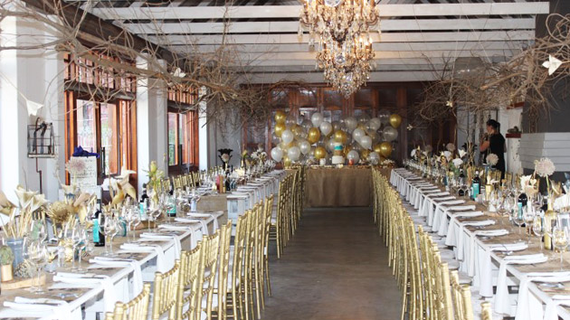 WINERY ROAD FOREST WEDDING VENUE  Businesses in South Africa