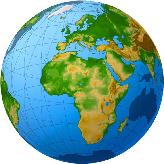 Image result for The African continent