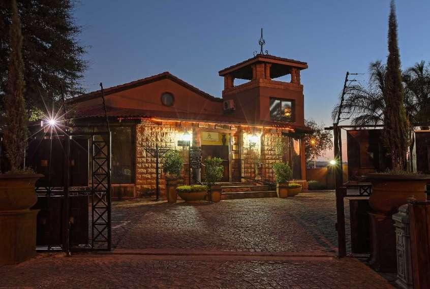Casa Toscana Lodge Pretoria South Africa