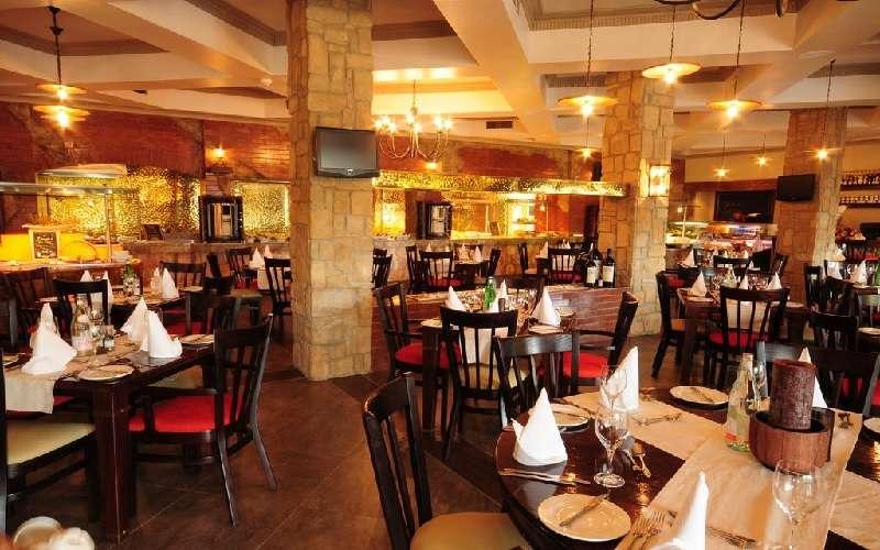 Centurion Lake Hotel. Pretoria. South Africa