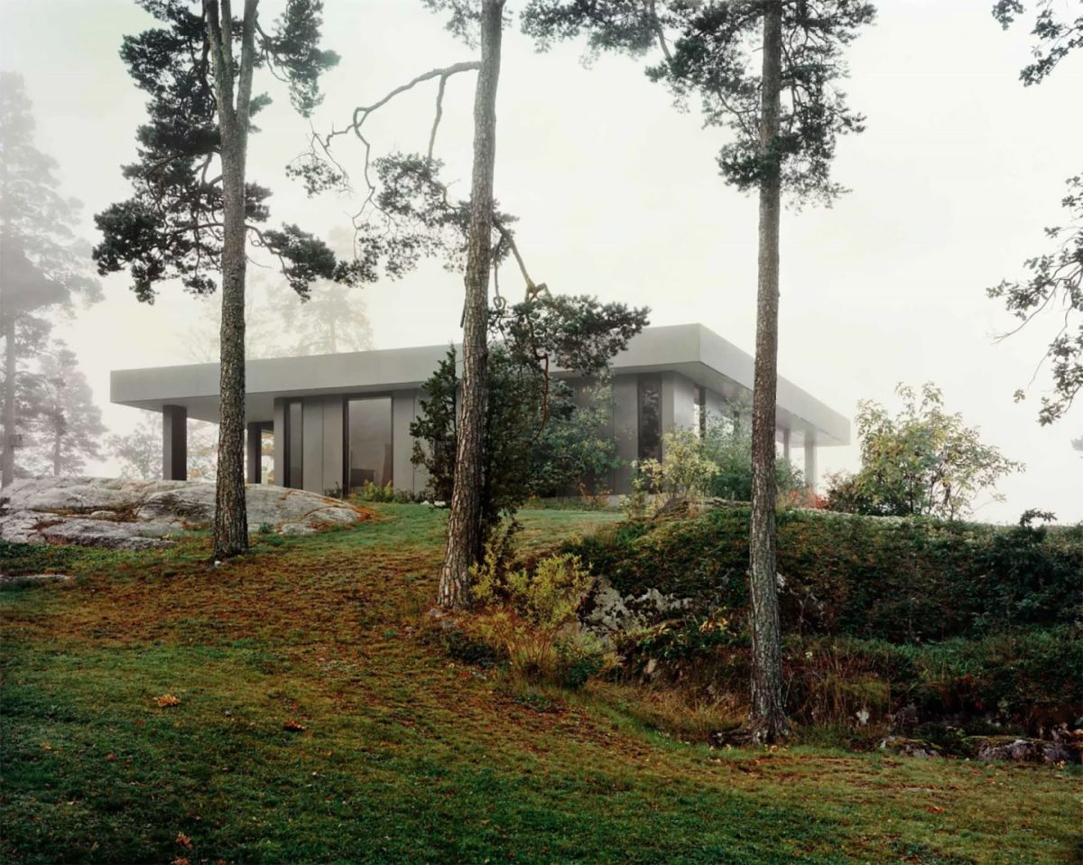 Norrnäs House | Hermansson Hiller Lundberg