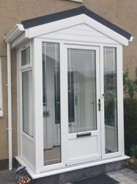 Porches - Southall Windows Ltd - Double Glazing