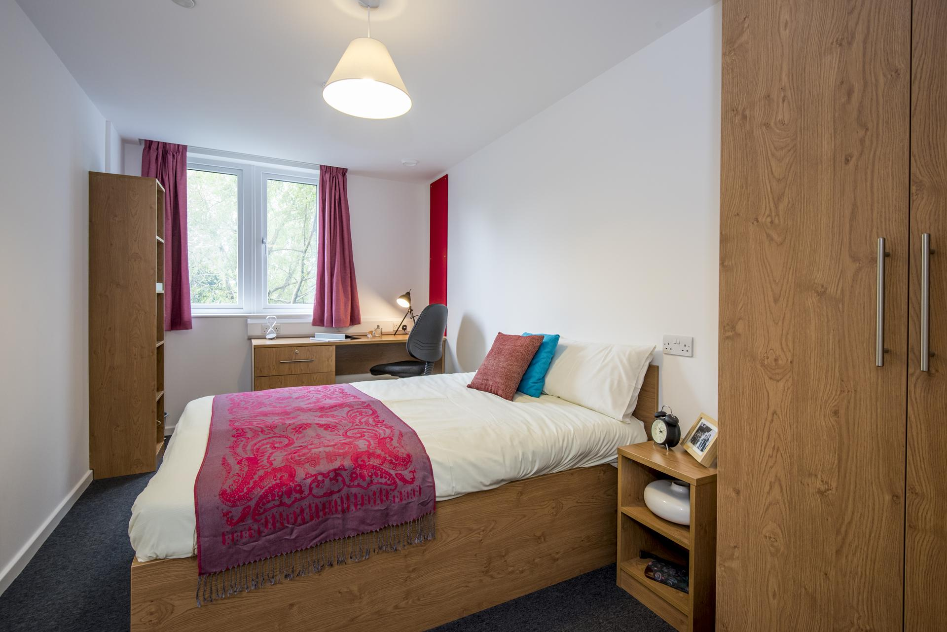 One and two bedroom flats  University of Southampton