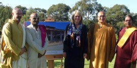 Hindus in Australia to have first funeral pavilion