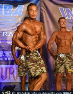 Santosh Kumar Shrestha: INBA Rookie of the Year 2015