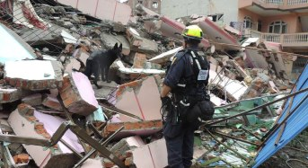 Search-and-rescue worker looks back on 'intense,' rewarding deployment in quake-hit Nepal