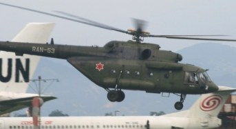 Mi-17 of Nepal Army reported to be in accident not true, may be able to fly soon