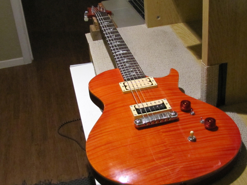 Paul Reed Smith Wiring Diagrams