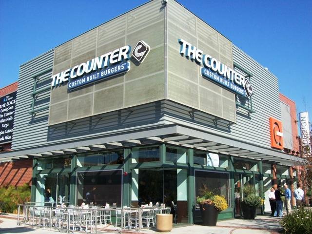 The Counter comes to the South Bay via Plaza El Segundo