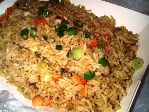 Chaufa - Peruvian style fried rice