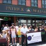 Continuous Happy Hour Treasures at Patrick Molloys