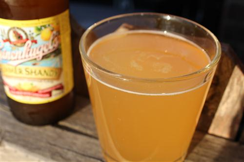 Leinenkiugel's Summer Shandy Beer with Natural Lemonade Flavor
