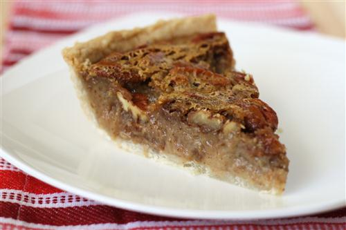 Vegan Pecan Pie, Recipe Page 195