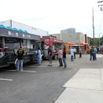 Food Truck Convoys at ADM Eat Fleet Twice Weekly in El Segundo