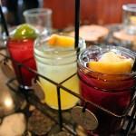 Sangria Sampler, Happy Hour at Lazy Dog Cafe, Torrance 026