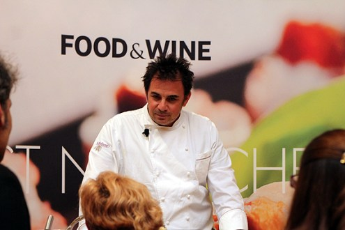 Josiah Citrin chef/owner of Mélisse in Santa Monica.