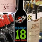 Spring Forward with BevMo's Five Cent Wine Sale