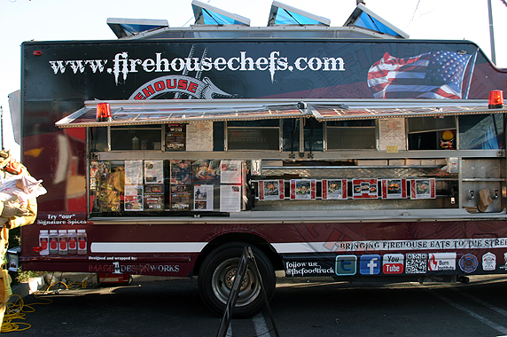 Firehouse Chefs Food Truck