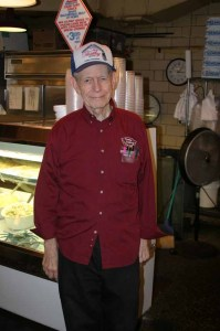 Today, Faidley's owned and operated by Bill (pictured here) and Nancy Devine, descendents of founder John W. Faidley, Sr.